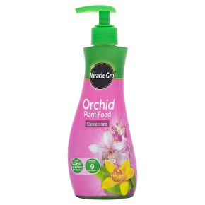 Miracle-Gro Orchid Plant Food Concentrate