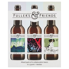 Fullers & Friends Mixed Pack