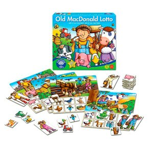 Old Mcdonald lotto