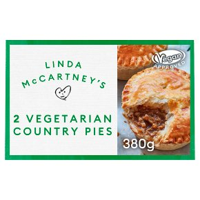 Linda McCartney 2 Deep Dish Country Pies