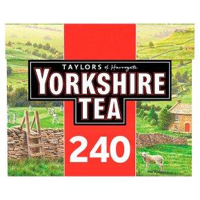 Yorkshire tea 240 bags