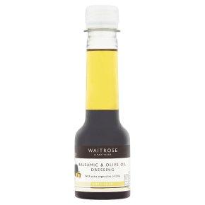 Waitrose Aged Balsamic & Olive Oil Dressing