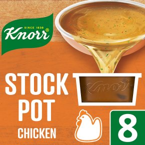 Knorr chicken stock pot