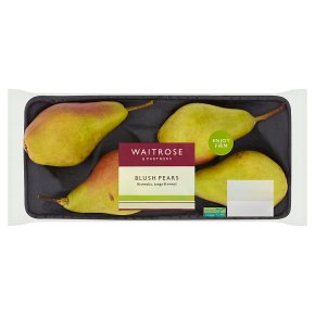 Waitrose Blush Pears