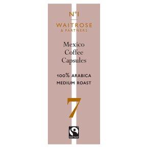 No.1 Mexico Coffee Capsules 10s