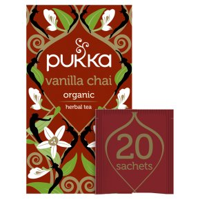 Pukka Vanilla Chai 20s