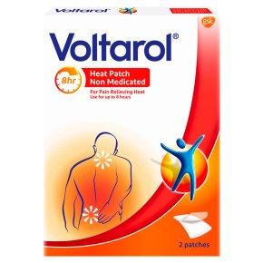 Voltarol Heat Patch