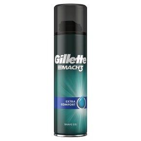 Gillette Mach 3 Extra Comfort Gel