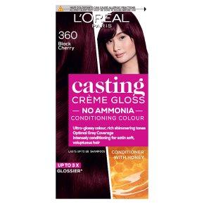 L'Oréal casting 360 black cherry