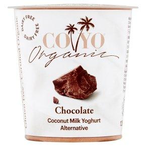 Co Yo Raw Chocolate Coconut Milk Yoghurt