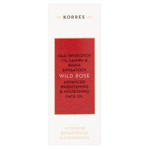 Korres Wild Rose Nourish Face Oil