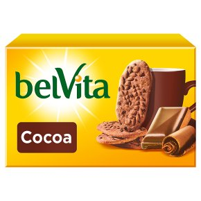 BelVita Breakfast Biscuits Cocoa