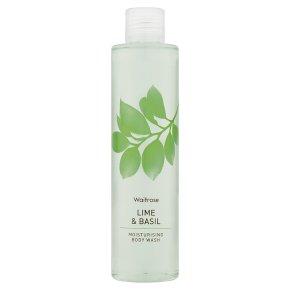 Waitrose Body Wash Lime & Basil