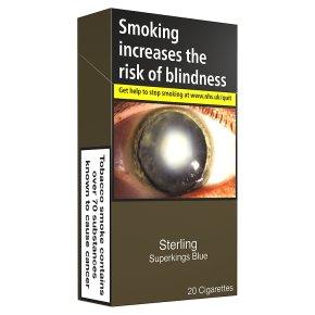 Sterling Blue SK