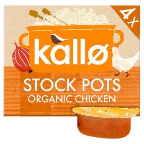 Kallo Chicken Stock Pots