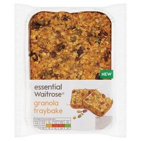 Essential Waitrose Granola Traybake