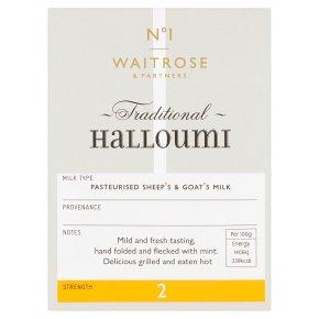 Waitrose 1 Halloumi with Mint