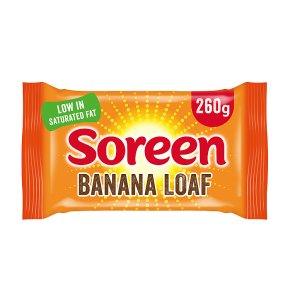 Soreen Banana Loaf