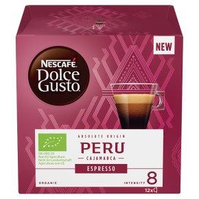 Nescafé Dolce Gusto Peru Espresso