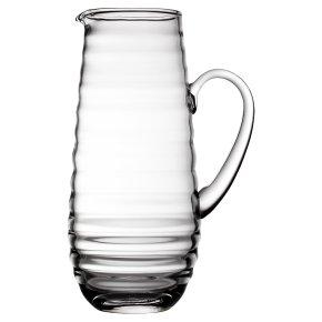 Waitrose Artisan Clear Glass Jug