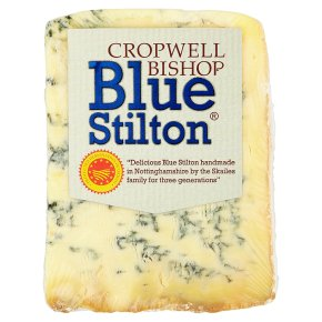 Cropwell Bishop Blue Stilton cheese