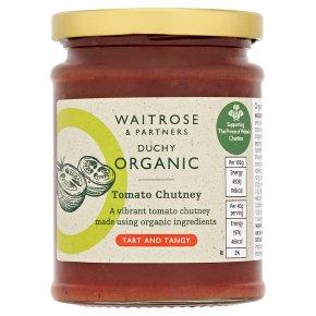 Waitrose DUCHY tomato chutney
