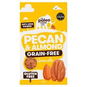 The Paleo Foods Co Honey & Pecan Grain-free Granola