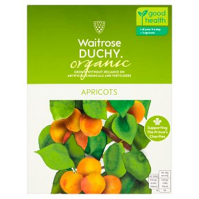 Waitrose LOVE life organic ready to eat soft dried apricots