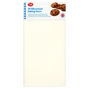 Tala rectagular baking liners, pack of 20
