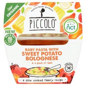 Piccolo Pasta with Sweet Potato