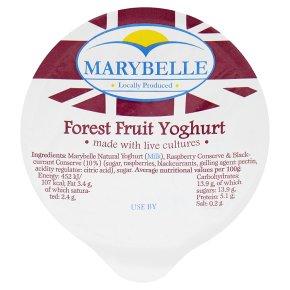 Marybellet forest fruit yogurt