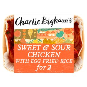 Charlie Bigham's Sweet & Sour Chicken