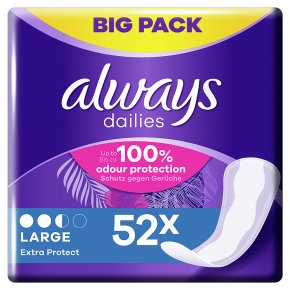 Always Dailies Large Panty Liners
