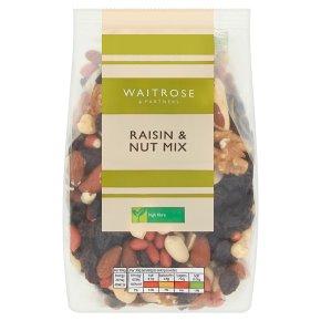 Waitrose Nuts & Raisins