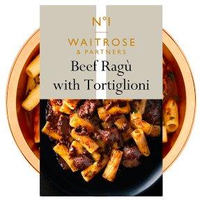 No.1 Beef Ragu Tortiglione