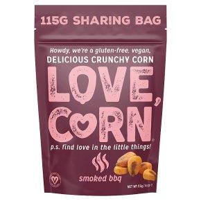 LOVE CORN Smoked BBQ