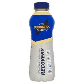 FGS Sports Recovery Vanilla