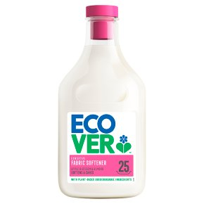 Ecover Fabric Softener - Apple Blossom & Almond - 25 Washes