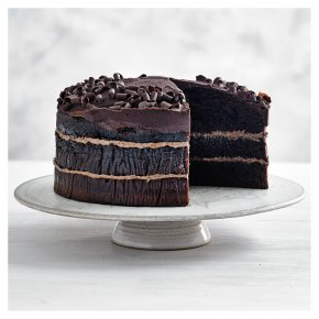 Fiona Cairns Chocolate Sponge Cake