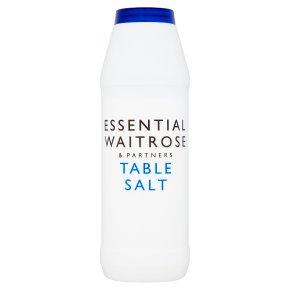 Essential Table Salt