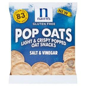 Nairns Pop Oats Salt & Vinegar