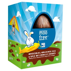 Moo Free Chocolate Egg