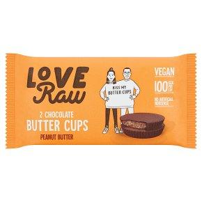 LòveRaw 2 Butter Cups Peanut Butter