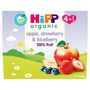 Hipp Just Fruit Apple & Strawberry