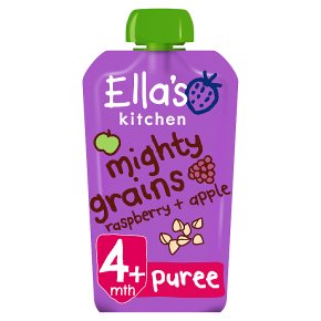 Ella's Kitchen Raspberry & Apple
