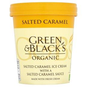 Green & Black's Salted Caramel Ice Cream