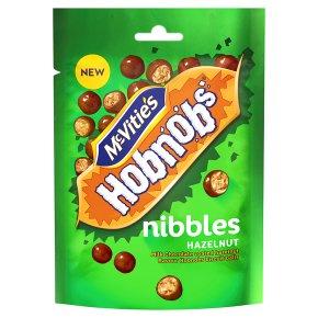 McVitie's Hazelnut Hobnobs Nibbles
