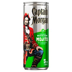 Captain Morgan White Rum Mojito