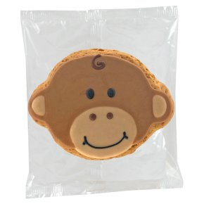 Image on Food Iced Gingerbread Cheeky Monkey 50g