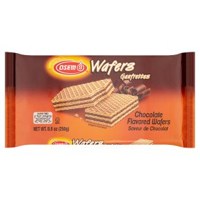 Osem chocolate flavour wafers